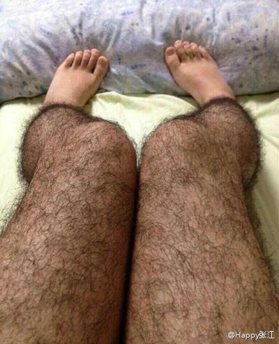 """Tất lông chân chống """"yêu râu xanh"""" 1"""