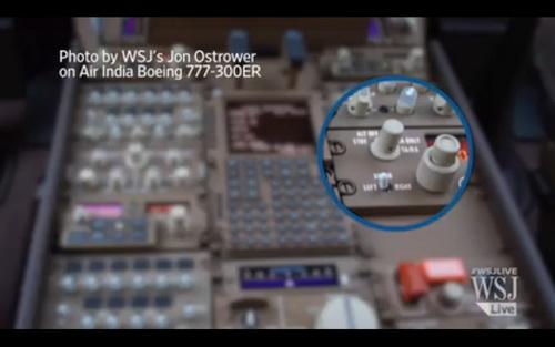 Ngày thứ 7: Máy bay MH370 bị không tặc? 2