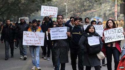 Nữ sinh Ấn Độ phát minh quần áo chống hiếp dâm 1