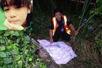 Thiếu nữ bị hiếp dâm, vứt xác khỏi tàu hỏa 1