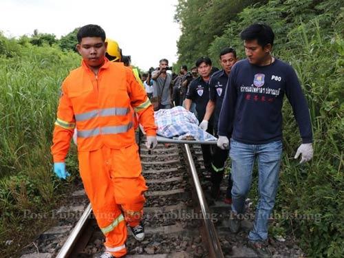Thiếu nữ bị hiếp dâm, vứt xác khỏi tàu hỏa 2