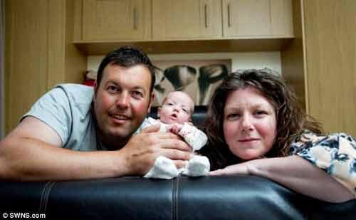 Sức sống thần kỳ của em bé chào đời chỉ nặng 700g 2
