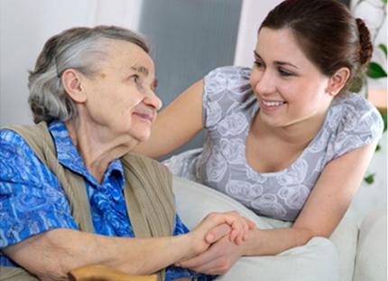 Hãy yêu thương cha mẹ già bằng sự nhẫn nại 1