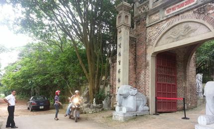 Trước thông tin xây dựng trái phép: Việt phủ Thành Chương vẫn hoạt động bình thường 1