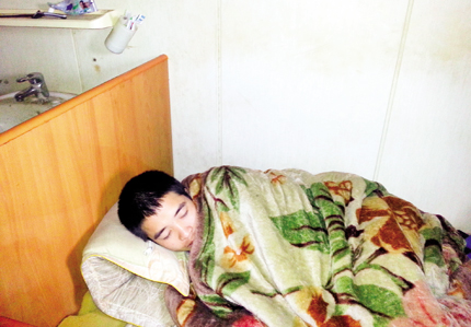 Thủy thủ Việt lay lắt với bệnh da liễu và trầm cảm 2