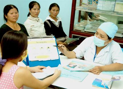 Chương trình mục tiêu quốc gia về DS-KHHGĐ: Tác động toàn diện đến sự phát triển 1