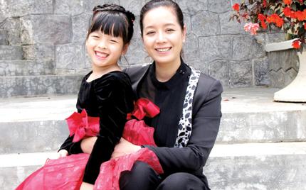 Diễn viên Chiều Xuân: Không quá lo khi con nổi tiếng sớm 1