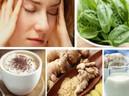 Ăn những thực phẩm này, chứng đau n�a đầu giảm đi trông thấy