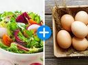 8 combo thực phẩm ăn cùng nhau giúp giảm cân nhanh hơn
