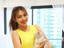 Căn hộ cao cấp ở Sài Gòn của người mẫu Quỳnh Châu