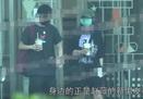 Triệu Vy tiếp tục bị tung ảnh cùng trai trẻ về căn hộ riêng