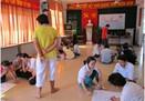 Tập huấn kỹ năng sinh hoạt CLB SKSS VTN/TN sử dụng phương pháp kịch tương tác