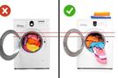 Học lỏm 5 mẹo giặt đồ vừa nhanh vừa sạch mà khách sạn 5 sao không bao giờ tiết lộ