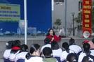 Hà Nam tổ chức nhiều hoạt động truyền thông cho học sinh các trường trung học
