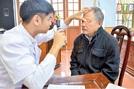 Thái Bình: Đẩy mạnh các mô hình chăm sóc sức khỏe người cao tuổi