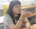 Cô giáo Lê Na đã thể hiện bản lĩnh 'cung Bọ cạp' thế nào trong buổi họp báo?