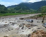Vẫn còn nhiều người mất tích sau mưa lũ ở Sơn La và Yên Bái