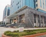 Hình ảnh mới nhất về tòa nhà 350 tỷ đồng có tấm biển không thể tin nổi ở Bắc Giang