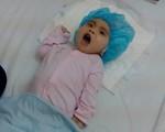 Bạn đọc giúp đỡ bé gái 16 tháng nhiễm trùng huyết vì bị côn trùng đốt