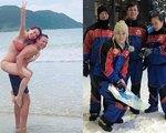 Hồ Ngọc Hà - Kim Lý lại lộ ảnh đi du lịch cùng nhau