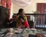 Tâm sự tê tái của người vợ bị chồng xích cổ ở Thái Bình