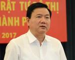 Những chức vụ ông Đinh La Thăng từng kinh qua trước khi bị bắt