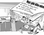 Không được thu tiền phụ huynh để mua sắm trang thiết bị cho nhà trường