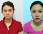 4 cô gái trong tập đoàn ma túy lớn nhất nước ở Sài Gòn