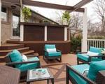Biến hiên nhà và sân vườn thành nơi thư giãn tuyệt với chỉ với vài bước đơn giản