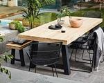 24 mẫu bàn ghế sinh ra là để dành cho khu vực ăn uống và nghỉ ngơi ngoài trời