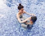 Nghi vấn Hà Hồ đưa con trai đi du lịch cùng Kim Lý tại Đà Nẵng