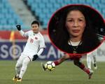"""Từ chuyện mẹ Quang Hải không gọi con là """"người hùng"""" đến sự chuẩn mực của những bà mẹ có con tài giỏi"""