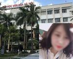 Thông tin ít biết về nữ sinh để con sơ sinh rơi từ tầng 31 xuống đất ở Linh Đàm