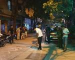 Giây phút tài xế taxi Group bị lái xe CX5 bắn, cán qua người sau va chạm giao thông