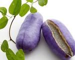 Kỳ lạ nho tím hình thù giống củ khoai lang, giá gần 300 nghìn đồng/quả