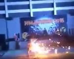 Nữ sinh bị lửa trùm cơ thể khi hóa trang Halloween
