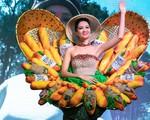 Váy bánh mì của HHen Niê được chọn vào 4 trang phục dân tộc hấp dẫn