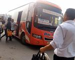 Hà Nội: Tái diễn tình trạng xe khách hoạt động bát nháo, tranh giành khách giữa đường