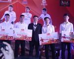 Gia đình cầu thủ U23 Việt Nam Văn Toàn kể chuyện con trai về quê ăn Tết