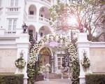 Vườn rau mướt mắt trên sân thượng biệt thự trắng của nhà chồng Nữ hoàng sắc đẹp Toàn cầu Ngọc Duyên