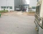 Một doanh nghiệp hoạt động bất chấp đe dọa môi trường tỉnh Bắc Giang