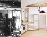 Nhà 50m² mà rộng rãi như nhà trăm m², gia đình trẻ ở thoải mái nhờ dùng nội thất 'hộp'