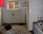 Mua căn nhà bỏ hoang 30 năm, cô gái tự tay cải tạo phòng tắm đẹp đến ngỡ ngàng