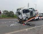 Vụ tai nạn trên cao tốc Hà Nội - Bắc Giang khiến 8 người thương vong: Một cảnh sát hình sự tử vong