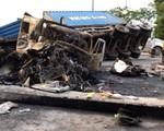 Thông tin mới nhất vụ tai nạn thương tâm khiến hai vợ chồng chết cháy trong cabin