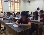 Hà Nội: Gần 100 thí sinh làm thủ tục dự thi vào lớp 10