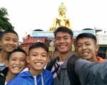 Giải cứu đội bóng nhí Thái Lan đợt 3: 'Hôm nay chúng ta sẽ ăn mừng!'