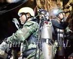 Lượng oxy trong hang cạn kiệt đe dọa tính mạng đội bóng nhí Thái Lan
