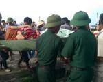 Tai nạn thương tâm: Con tử vong dưới sông, mẹ bị thương nặng