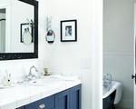 Phòng tắm gia đình bỗng sống động không ngờ chỉ nhờ một tuyệt chiêu siêu tiết kiệm